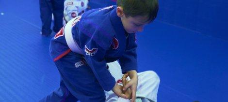 Gracie Barra Kids GBK Jiu-Jitsu